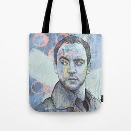 Dave Matthews - I Did It Tote Bag