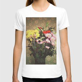 Flowers for her T-shirt