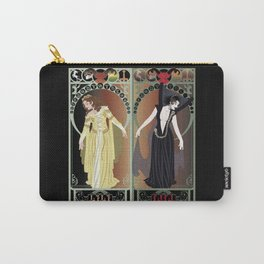 Legend Nouveau - Mirrored Carry-All Pouch