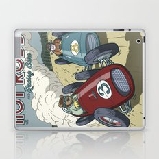 Hot Rods and Racing Cars No.26 Laptop & iPad Skin