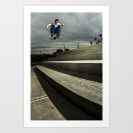 Grabowski Switch Shuv  Art Print
