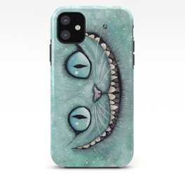Cheshire Cat - Drawing - Dibujados iPhone Case