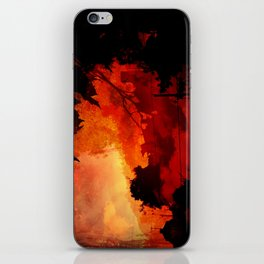 Orangefield Road iPhone Skin
