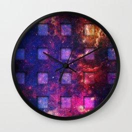 Stella Fenestra Wall Clock