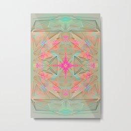 spatiality Metal Print