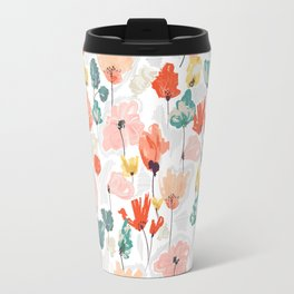 Wild Beauty Saffron Travel Mug