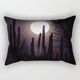 Super Moon II Rectangular Pillow