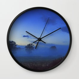 June Mist Clifton-Upon-Dunsmore Wall Clock