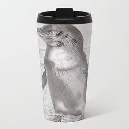 fairy penguin Metal Travel Mug