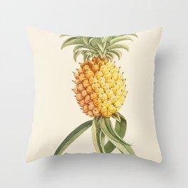 Ananas II Throw Pillow