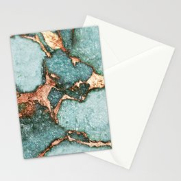 GEMSTONE & GOLD NEW MINT Stationery Cards