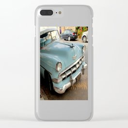 Keep On Smilin' Clear iPhone Case