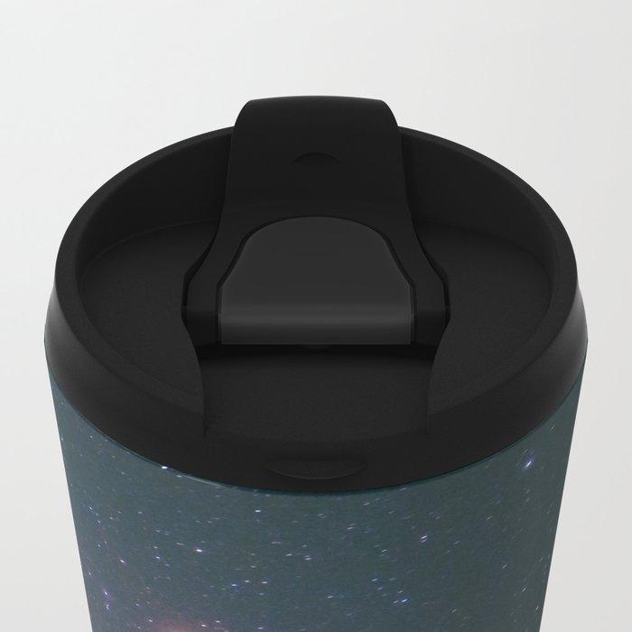 Dreaming of Adventure Metal Travel Mug