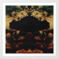 psych Art Prints featuring Psych Recife by Arnold Kumar