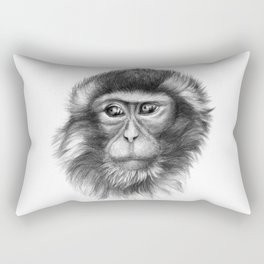 Snow Monkey G2013-069 Rectangular Pillow