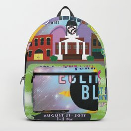 Tennessee Eclipse Block Party 2017 Backpack