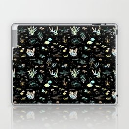 Deep Sea Rainbow Laptop & iPad Skin
