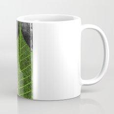 'Natural Dry Leaves' Mug