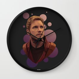 My Sweet (Star)Lord Wall Clock