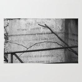 memorial Rug