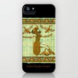 Cleopatra 5 iPhone Case