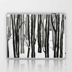 wood and snow  Laptop & iPad Skin