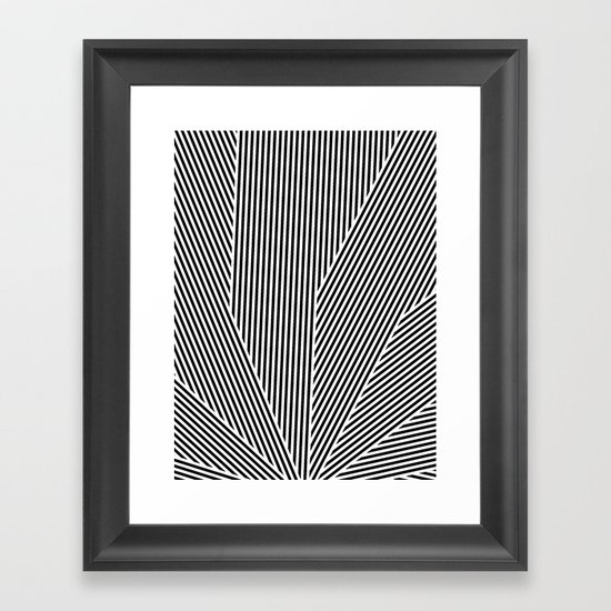 5050 No.1 Framed Art Print