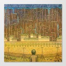 Noah Canvas Print
