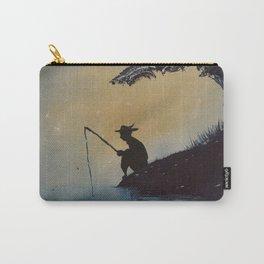Adventures of Huckleberry Finn by Mark Twain Carry-All Pouch