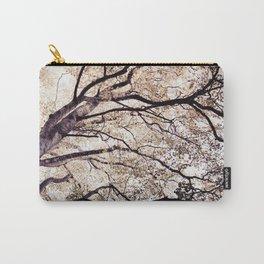 Fine Art Elegant Trees Upshot Macro Carry-All Pouch
