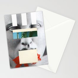 Untitled Composition 750 Stationery Cards