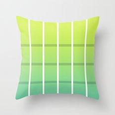 Sun-Set Throw Pillow
