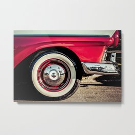 The Fifties Metal Print
