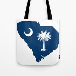 South Carolina Tote Bag