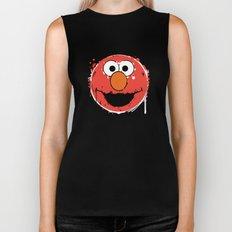 Elmo splatt Biker Tank