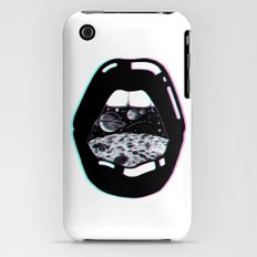Space Lips iPhone (3g, 3gs) Slim Case