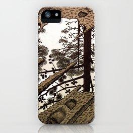 Esher - Puddle iPhone Case