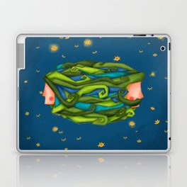 Combined Laptop & iPad Skin