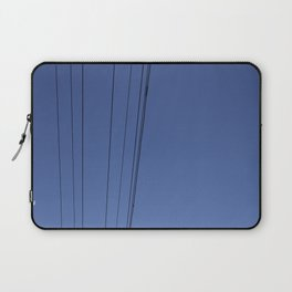 Lines & Bird Laptop Sleeve