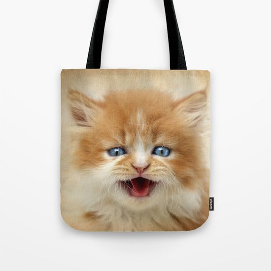 Where's My Dinner? Tote Bag
