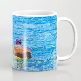 Let's Snorkel  Coffee Mug