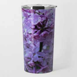Lady Lilac Travel Mug