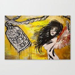 New Robin Canvas Print