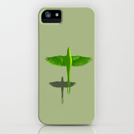 Parot (Global Warming) iPhone Case