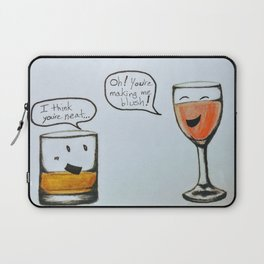 The Brave Little Whiskey Laptop Sleeve