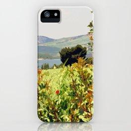 Italy: Matera - Riserva di San Giuliano iPhone Case