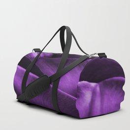 Ultraviolet Flower Petals #decor #society6 #homedecor Duffle Bag