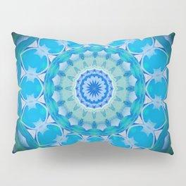 Sacred Window Boho Mandala Pillow Sham