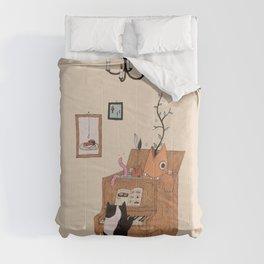 the Pianist Comforters