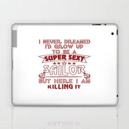Super Sexy Sailor Laptop & iPad Skin